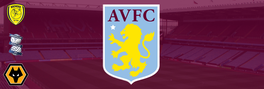 Highlights of Villa's 2016-2017 fixtures - released today