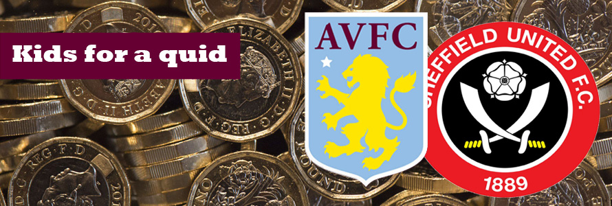 Villa News (21/12/17): Kids for a quid this Saturday and Holte Pub information