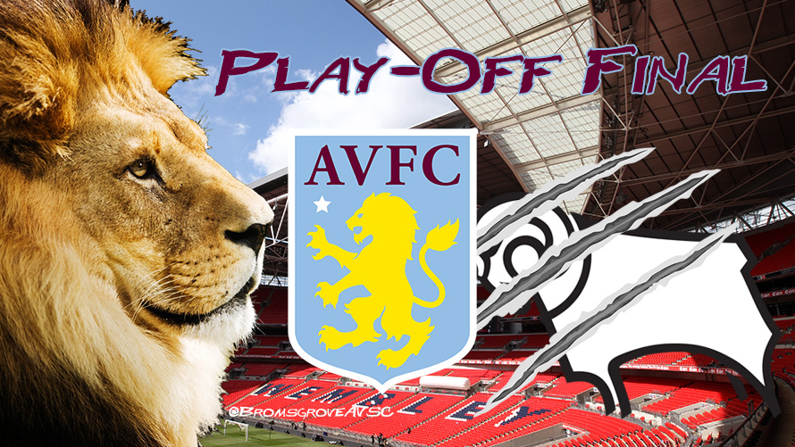 Aston Villa Play-Off Final 2019 / Aston Villa v Derby County (27/05/19)
