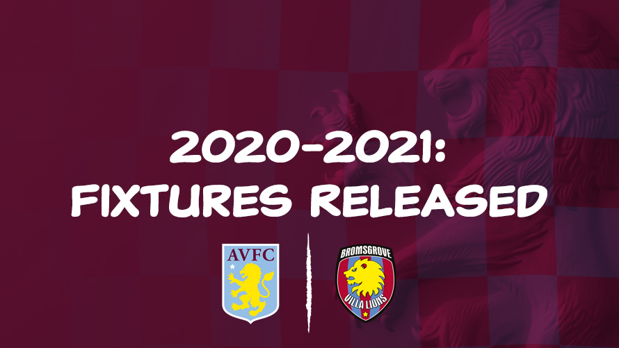 2020-2021 Premier League fixtures released